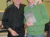 Fabrizio Poggi & Paul Jones with Fabrizio Poggi\'s book