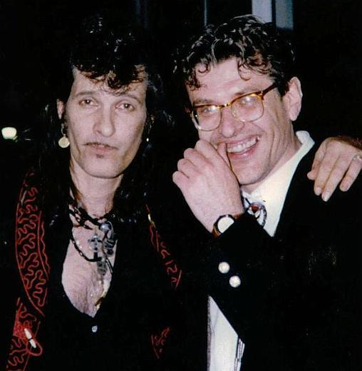 Willy Deville and Fabrizio Poggi