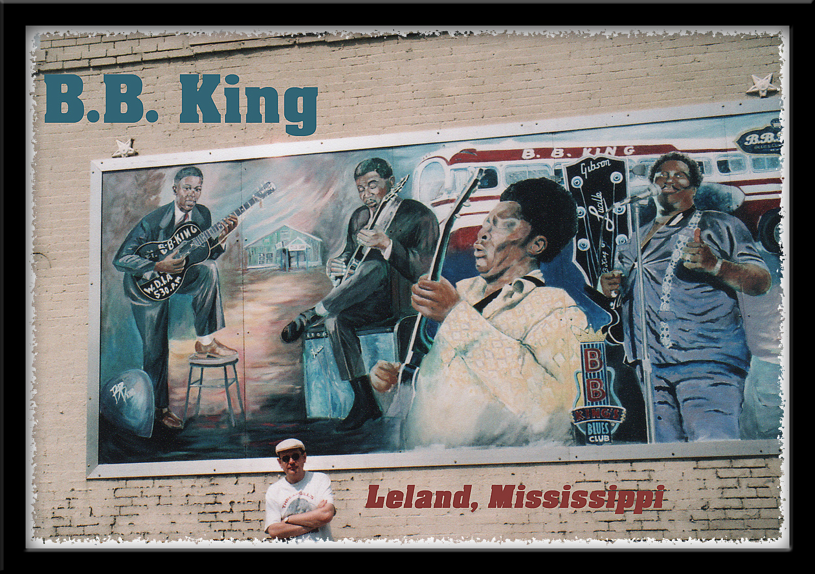 B B King Leland Ms copia