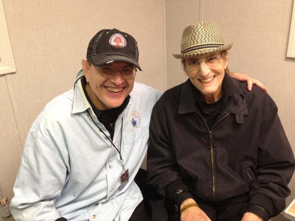 Fabrizio & Dave Maxwell