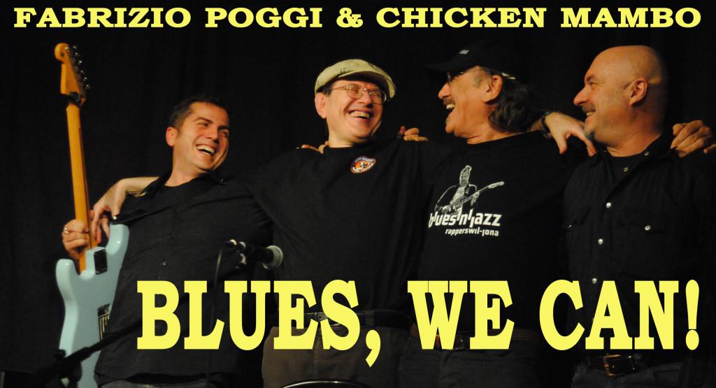 Fabrizio Poggi & Chicken Mambo
