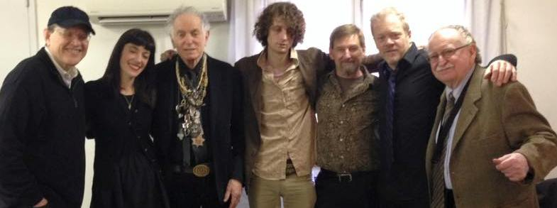 Fabrizio Poggi & David Amram band