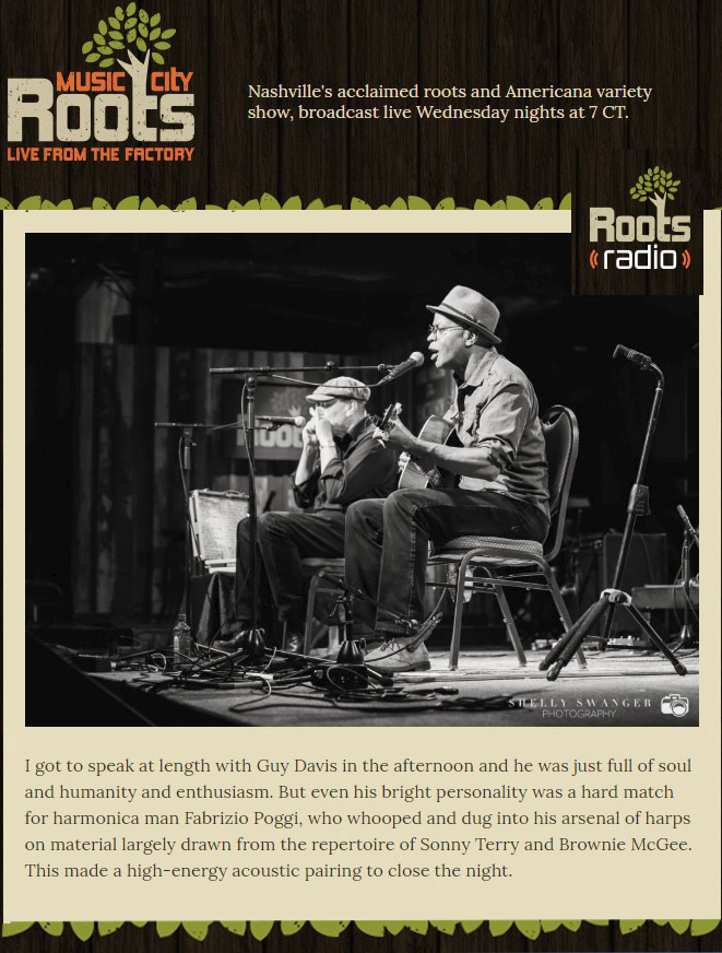 Music City Roots