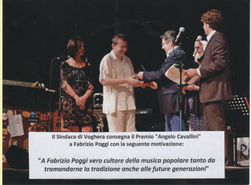 PREMIO CAVALLINI