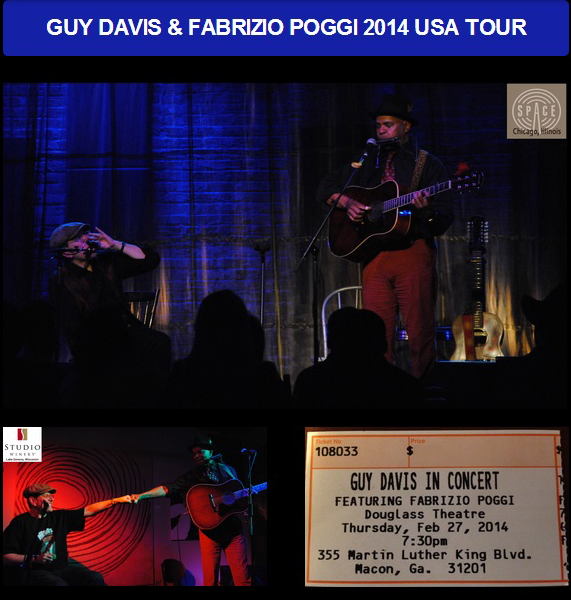 TOUR GUY DAVIS MIX