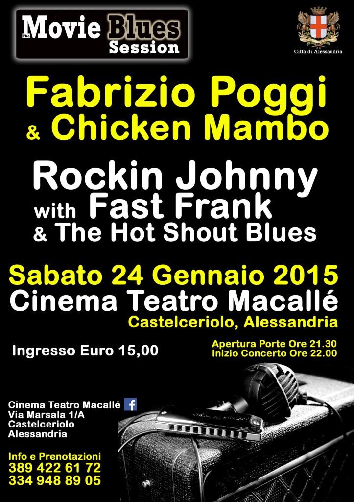locandina movie blues 2015 leggera