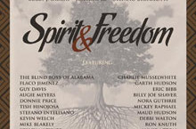 Spirit & Freedom (cd 2010)
