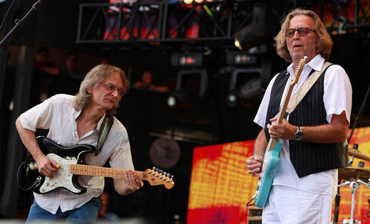Sonny Landreth & Eric Clapton