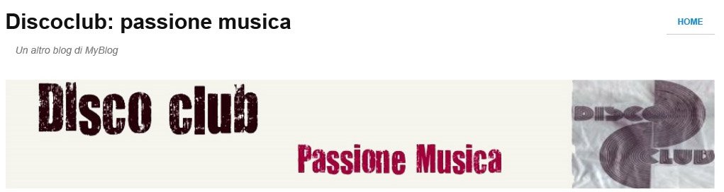 disco club passione musica
