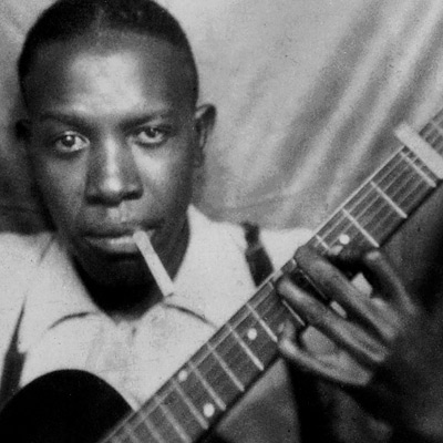 Robert Johnson la prima foto