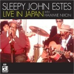 SLEEPY JOHN ESTES with HAMMIE NIXON LIVE IN JAPAN