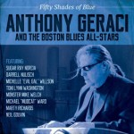 ANTHONY GERACI AND THE BOSTON BLUES ALL-STARS FIFTY SHADES OF BLUE