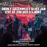 SMOKY GREENWELL'S NEW ORLEANS BLUES JAM