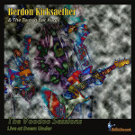 TBK Live At Down Under CD Cover Print V10