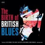 VARIOUS ARTISTS THE BIRTH OF BRITISH BLUES