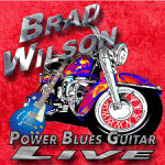 BRAD WILSON POWER BLUES GUITAR LIVE