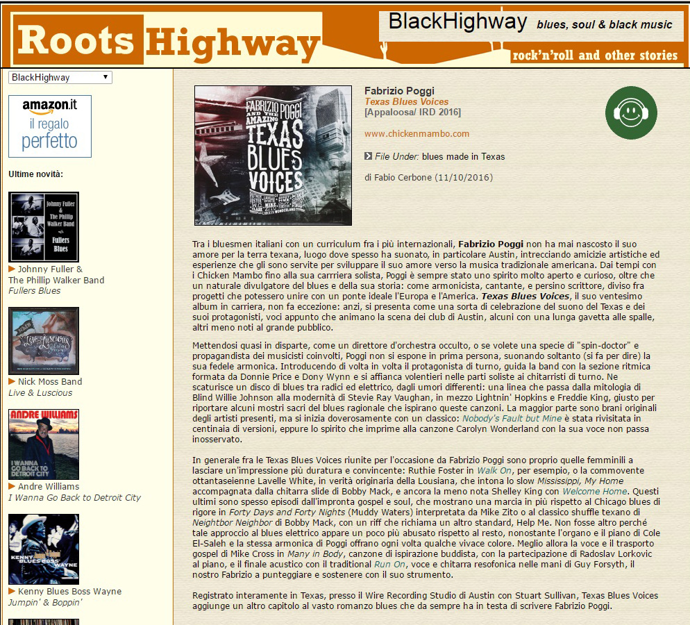 recensione-rootshighway-texas-blues-voices