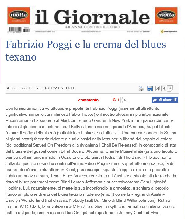 il-giornale-recensione-texas-blues-voices