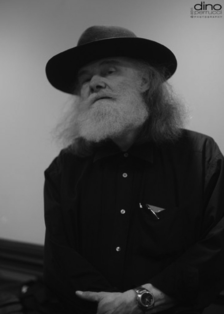 Garth Hudson photo by Dino Perrucci